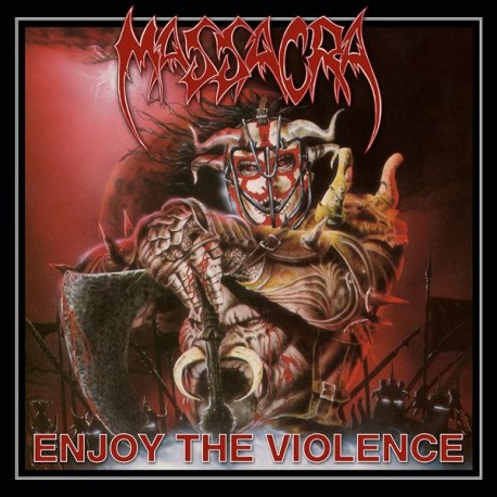 MASSACRA - Enjoy The Violence  (CD)