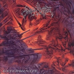ANGELCORPSE - Exterminate (CD)