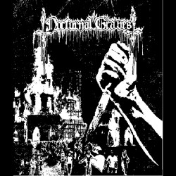 NOCTURNAL GRAVES - Lead Us To The Endless Fire/Sharpen The Knives  (TAPE)