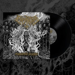 EKPYROSIS - Apshyxiating Devotion (LP BLACK)
