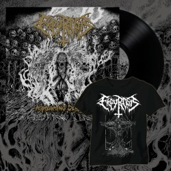 EKPYROSIS - Apshyxiating Devotion (BUNDLE LP BLACK+TSHIRT)
