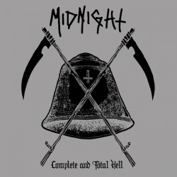 MIDNIGHT - Complete And Total Hell (Gatefold DLP)