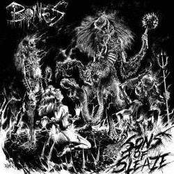 BONES - Sons Of Sleaze (LP)