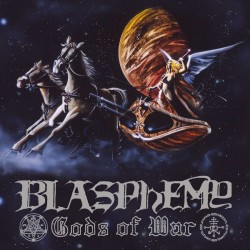 BLASPHEMY - Gods of War/Blood Upon The Altar (LP)