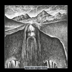 HATE FOREST/ILDJARN - Those Once Mighty Fallen (Gatefold DLP WHITE)