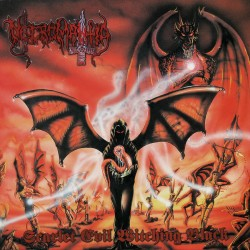 NECROMANTIA - Scarlet Of Evil Witching Black (Gatefold LP)