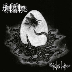 MUTIILATION - Majestas Leprous (LP)