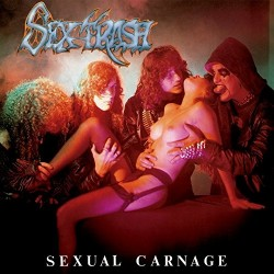 SEX THRASH - Sexual Carnage (LP)