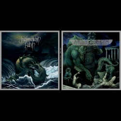 AFTER DEATH/UNAUSSPRECHLICHEN KULTEN - Dwellers Of The Deep/The Madness From The Sea (Gatefold LP)