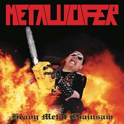 METALUCIFER - Heavy Metal Chainsaw (Gatefold LP)