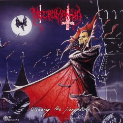 NECROMANTIA - Crossing the Fiery Path (CD)