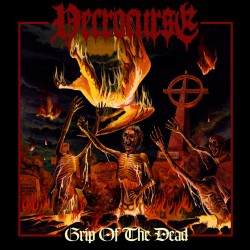 NECROCURSE - Grip Of The Dead (CD)
