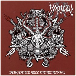 IMPIETY - Vengeance Hell Immemorial (CD)
