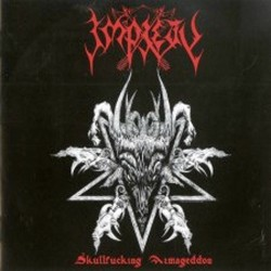 IMPIETY - Skullfucking Armageddon (CD)