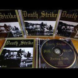 DEATH STRIKE - Fuckin' Death (CD)