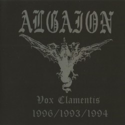 ALGAION - Vox Clamentis 1996/1993/1994 (CD)