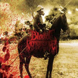 BLOOD VENGEANCE - Iron Warfare (CD)