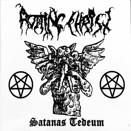 ROTTING CHRIST - Satanas Tedeum (Digipack CD)