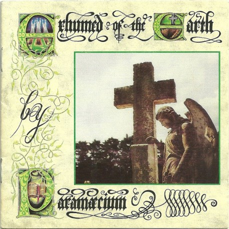 PARAMÆCIUM - Exhumed Of The Earth (CD)