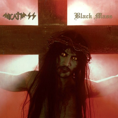 DEATH SS - Black Mass (Digipack CD)