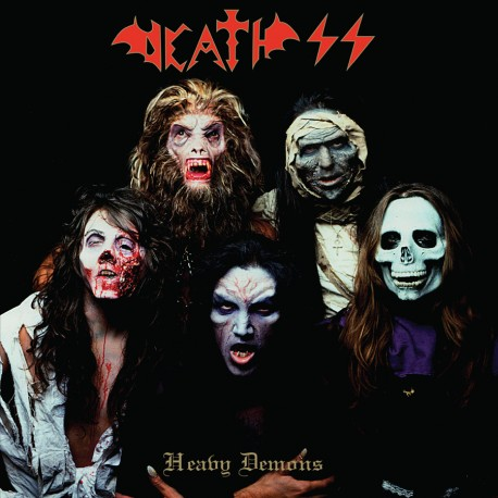 DEATH SS - Heavy Demons (Digipack CD)