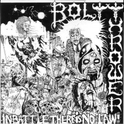 BOLT THROWER - In Battle There Is No Law (Gatefold LP)