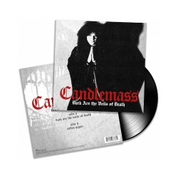 CANDLEMASS - Dark Are The Veils Of Death (EP)