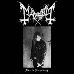 MAYHEM - Live In Sarpsborg (LP)