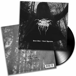DARKTHRONE - Burial Bliss /Visual Aggression (EP)