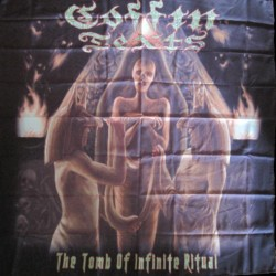 COFFIN TEXTS - The Tomb Of Infinite Ritual (Flag)