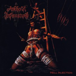ARKHON INFAUSTUS - Hell Injection (CD)