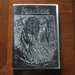 MERCILESS   - Realm Of The Dark/Behind The Black Door (CD A5)