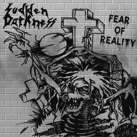 SUDDEN DARKNESS - Fear Of Reality (LP)