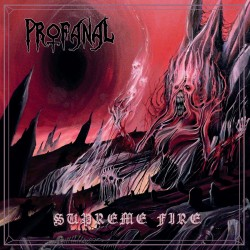 PROFANAL - Supreme Fire (LP)
