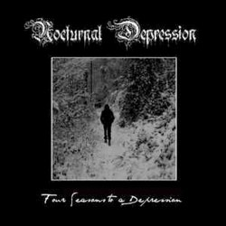 NOCTURNAL DEPRESSION - Four Seasons To A Depression (Gatefold LP)