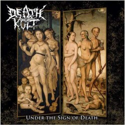 DEATH KULT - Under The Sign Of Death (Slipcase CD)