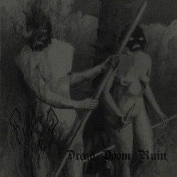 GHAST - Dread Doom Ruin (TAPE)