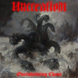UNCREATION - Overwhelming Chaos (CD)