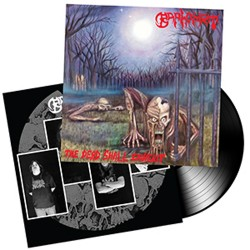 BAPHOMET - The Dead Shall Inherit  (LP)