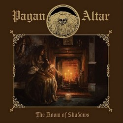"PAGAN ALTAR - The Room Of Shadows (LP+10"")"