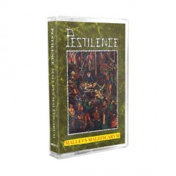 PESTILENCE - Malleus Maleficarum (TAPE)