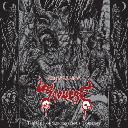 THE SATAN'S SCOURGE - Threads Of Subconscious Torment (MCD)