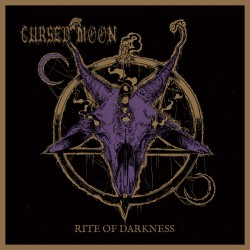 CURSED MOON - Rite Of Darkness (CD)