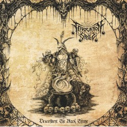 INVOCATION SPELLS - Descendent The Black Throne (CD)