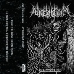 FUNERALIUM - Of Throes and Blight (2-TAPE)