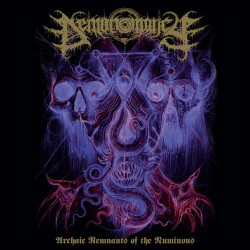 DEMONOMANCY/WITCHCRAFT - Archaic Remnants Of The Numinous/At The Diabolous Hour (LP)