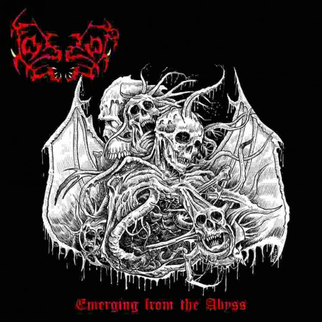 FOSSOR - Emerging From The Abyss (CD)