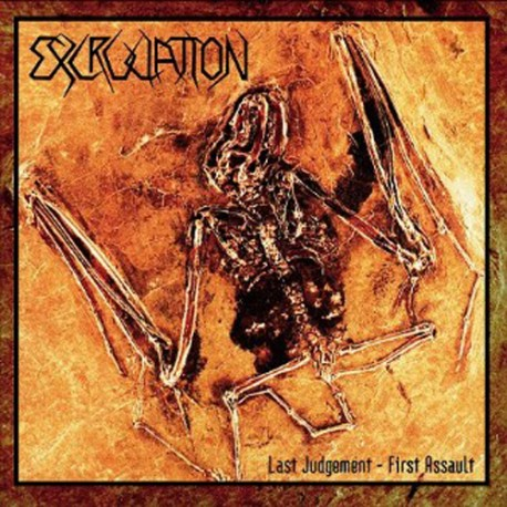 EXCRUCIATION - Last Judgment/First Assault (Gatefold DLP)