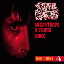 CRIPPLE BASTARDS - Misantropo A Senso Unico (Slipcase Digipack CD)
