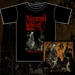ABYSMAL GRIEF - Blasphema Secta (BUNDLE Digipack CD+TSHIRT)